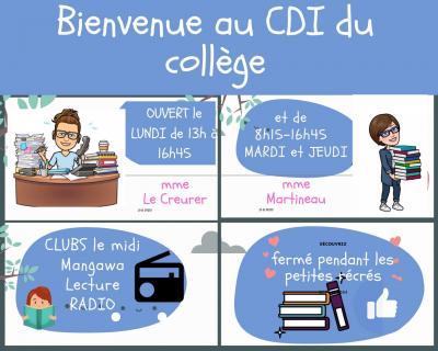 Cdi infos