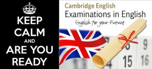 Examen pet cambridge